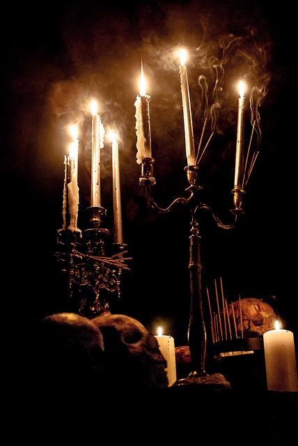 skulls&candles