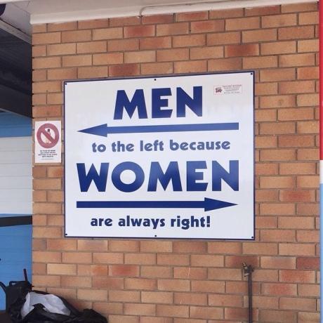 women right
