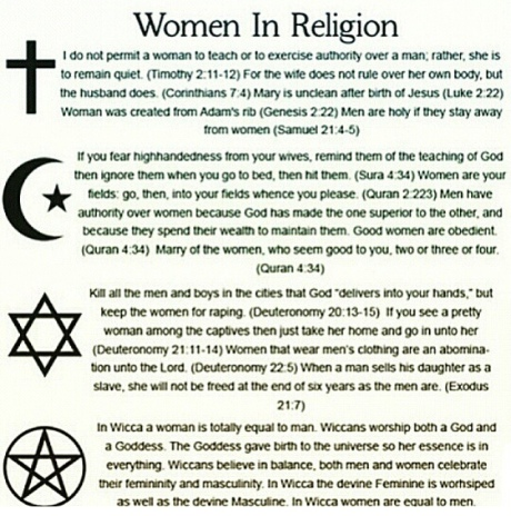 womeninreligion