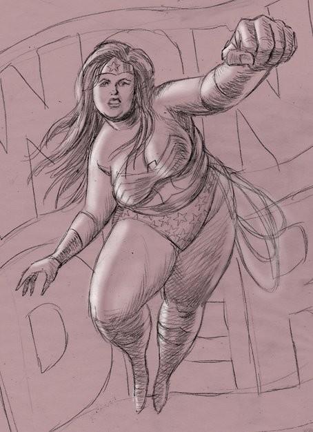Wonder Woman dag Peedeels Blog-1582