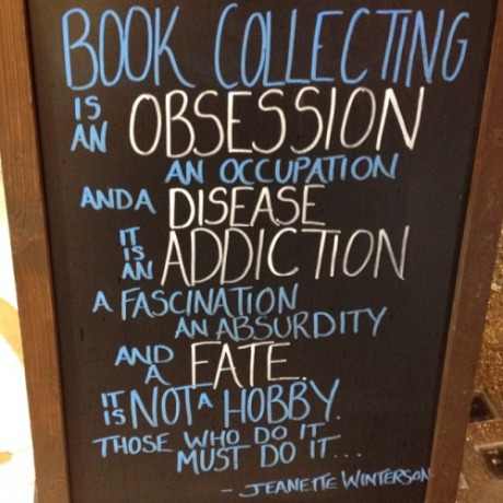 Bookcollecting