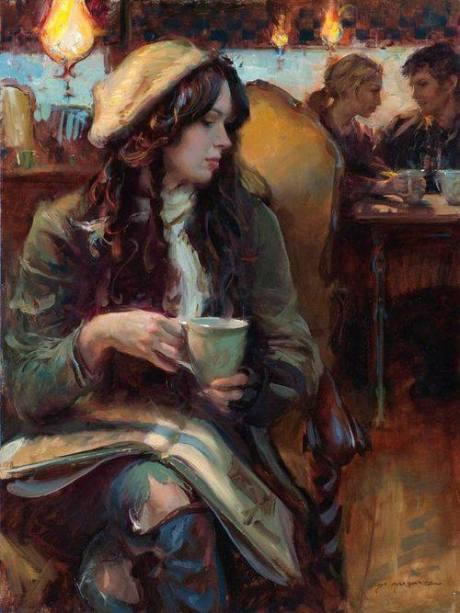 takingcoffee