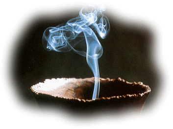 burningincense