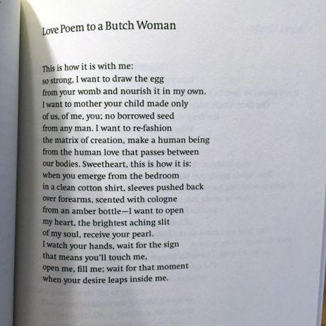 BUTCH WOMAN