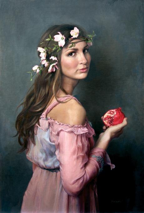 Persephone by Ardith Starostka