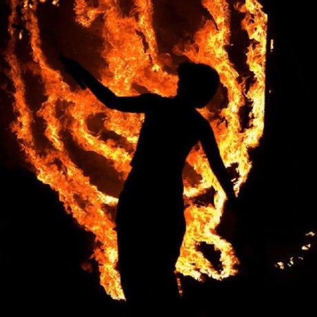Woman-on-Fire