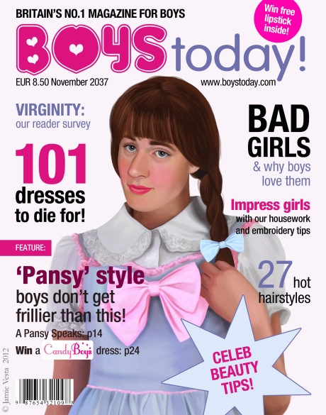 Friday_forced_fem_Boys_today__magazine