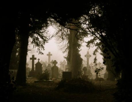 Halloweengraveyard