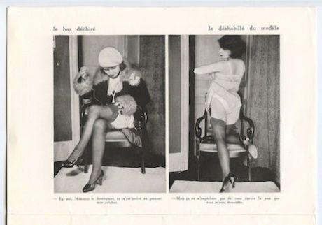 Jambes Et Attitudes_leg fetish magazine3