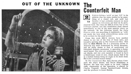 Out Of The Unknown_The Counterfeit Man repeat article