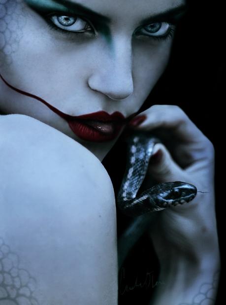 snake-Cristina Otero