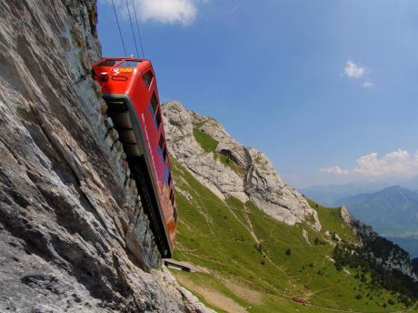A mountain trip
