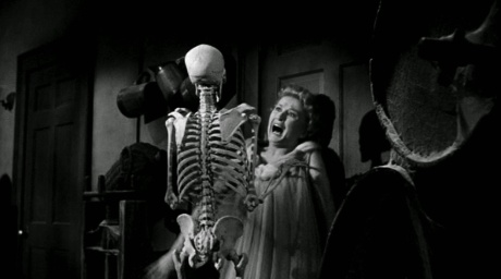 And what's in your closet? The House on Haunted Hill