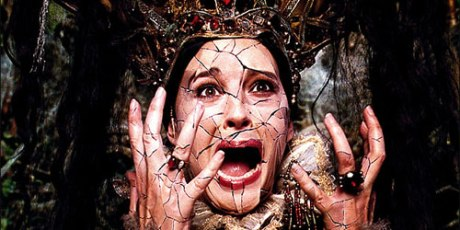 Mirror Queen from The Brother's Grimm