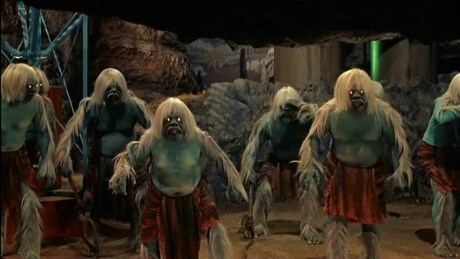 Morlocks on the move - The Time Machine