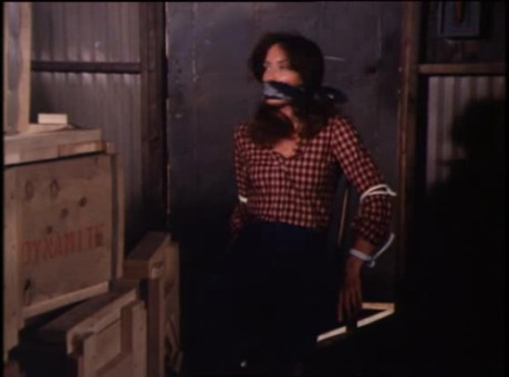 Catherine Bach in THE DUKES OF HAZZARD, episode LAWMAN OF THE YEAR