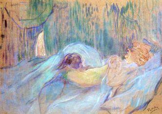 oralsex Henri de Toulouse-Lautrec