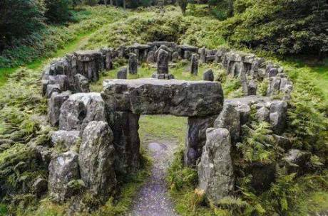 Druid's Temple, North Yorkshire