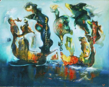 Enrico Donati - Carnival of Venice