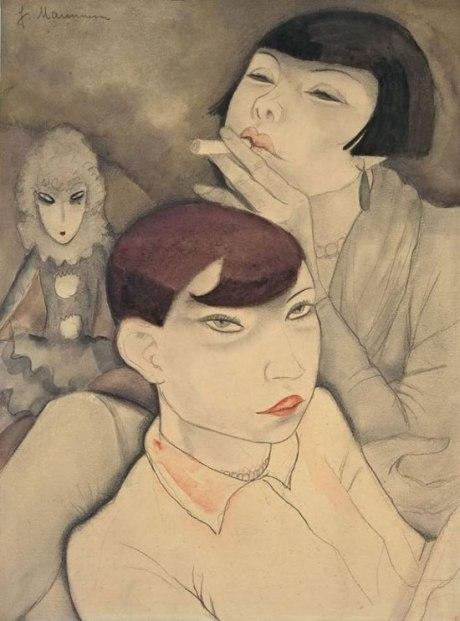 Jeanne Mammen-untitled