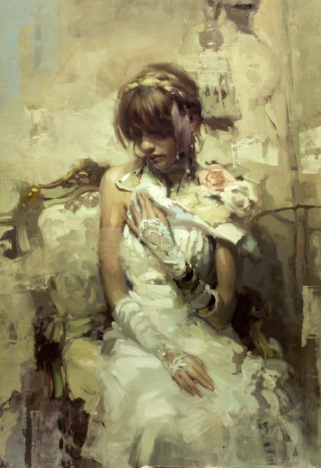 Jillian by Jeremy Mann