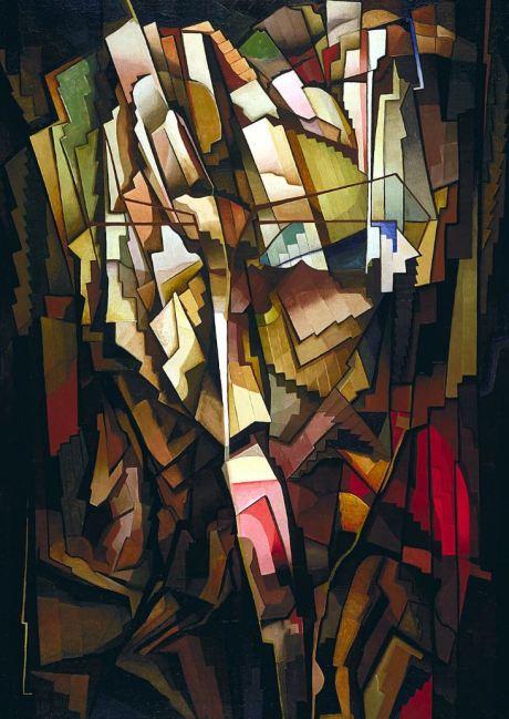 Synthetic Arrangement - Morris Kantor