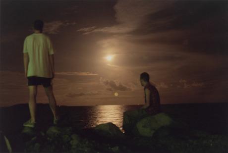 Wolfgang Tillmans - moonrise, Puerto Rico