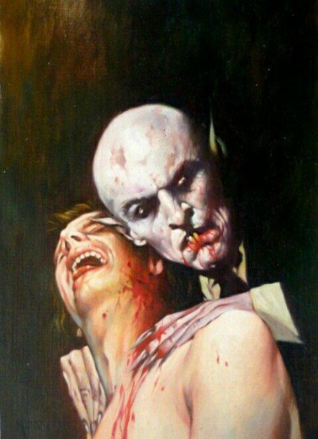 Nosferatu by Mariano Perez Clemente