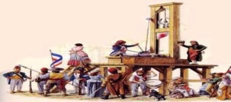 a-guillotine