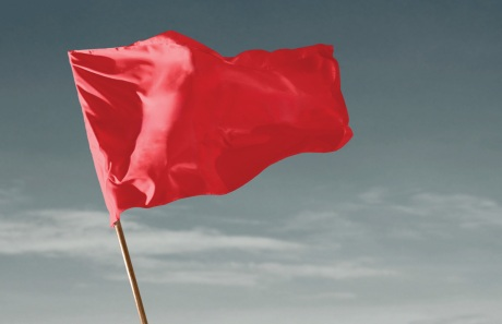 a-red-flag