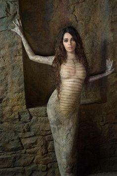 A snake girl 2