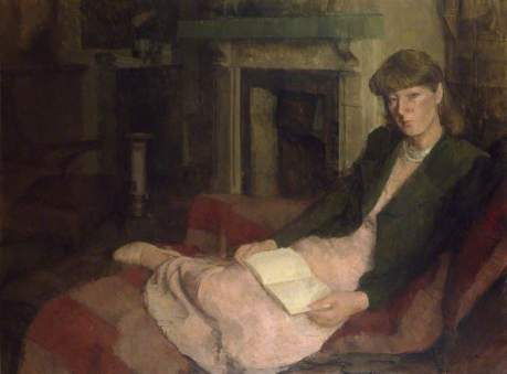 lawrence-gowing-lady-with-book