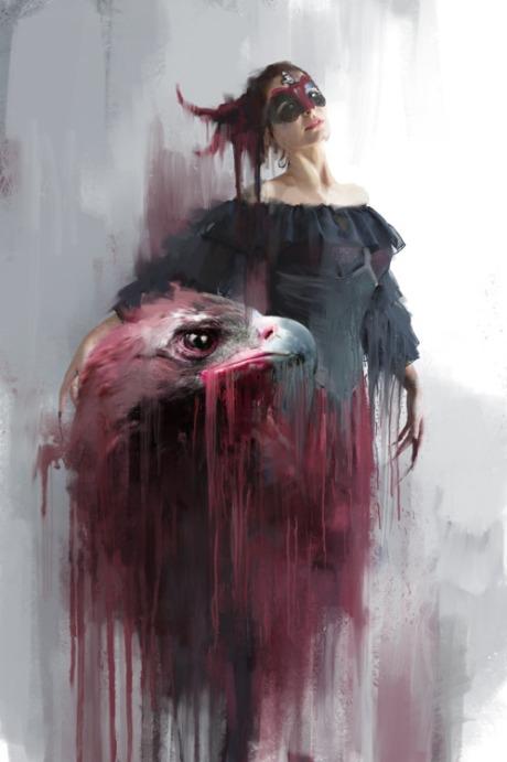 purple-bird-by-rostislav-zagornov