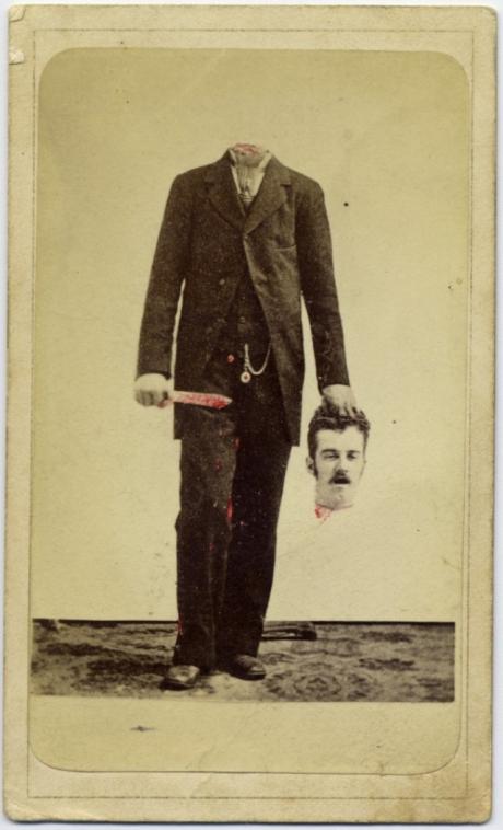 avictorianphoto-man-holding-head