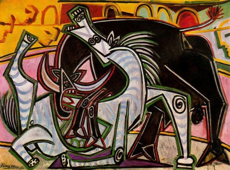 picasso-bullfight-1934