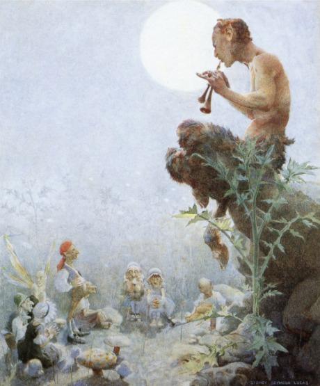 sydney-seymour-lucas-1888-1954-little-people-of-the-moon