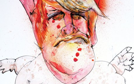 a-trump-ralph-steadman-new-statesman