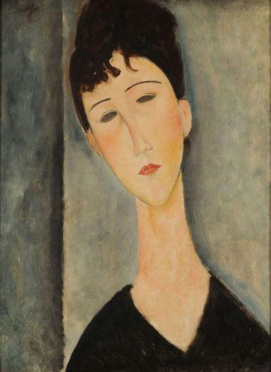 amedeo-modigliani-female-figure