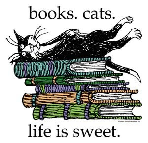 books-cats-edward-gorey