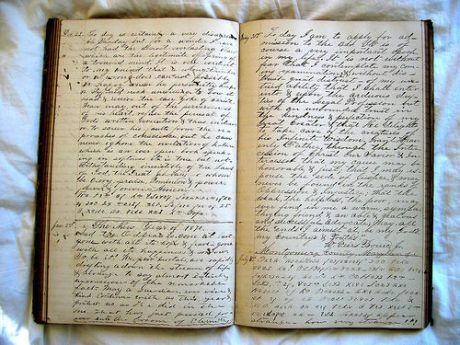 A journal