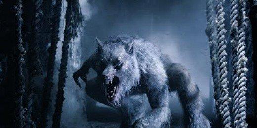 A werewolf