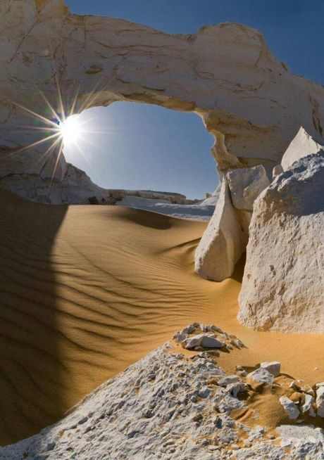 Egypt - the white desert, farafra