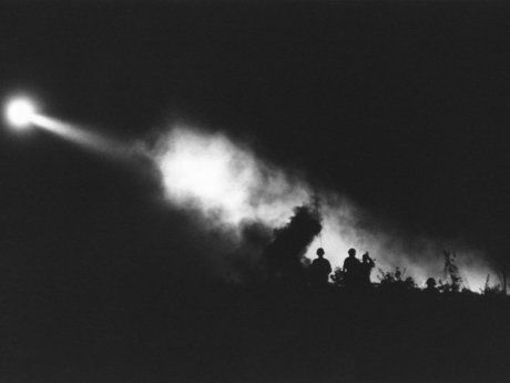 A ghost in darkness Vietnam