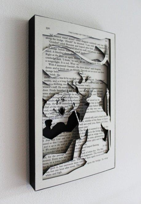 A Hobbit book