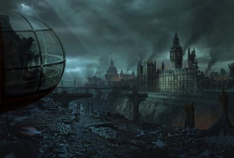 a city of the future - London