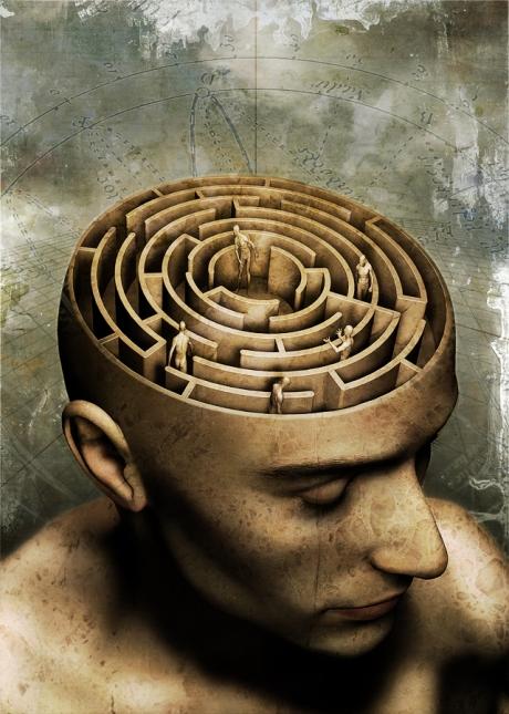 Labyrinth by snugsomeone