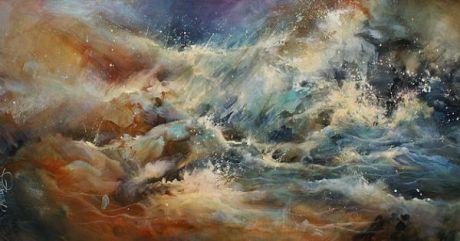 turmoil by Michael Lang