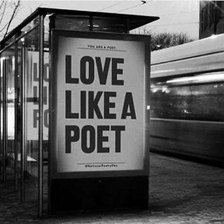 Love like a poet